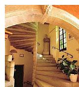 Le Beffroi Hotel in Vaison La Romaine, Provence