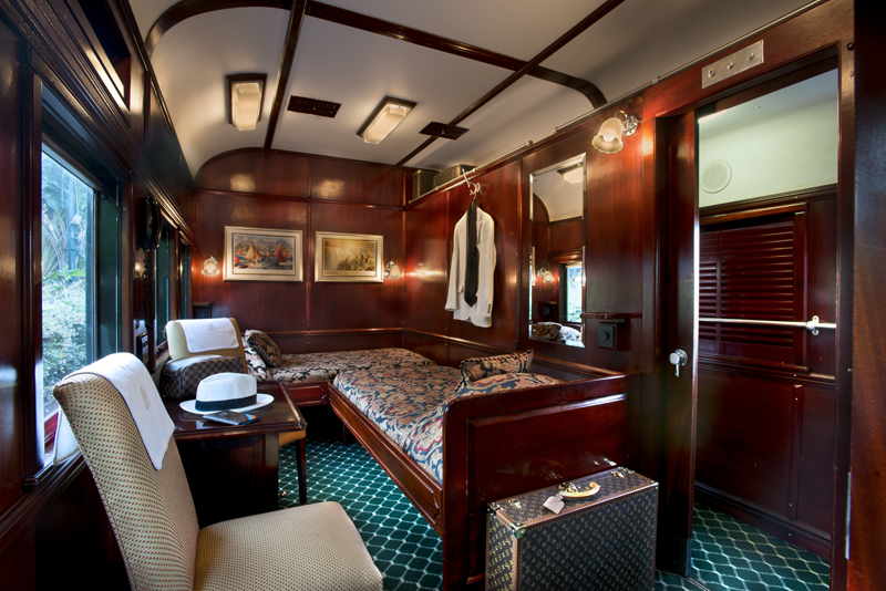 Interior Luxury Train Gateway Destinations