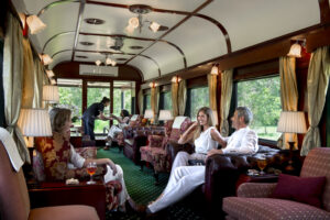 Luxury Train Travel, Riding the Rails in Luxury