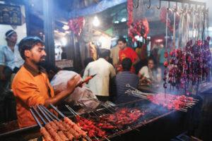 India street food, culinary