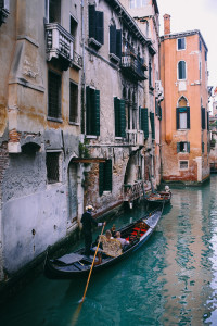 Italy, Custom Travel, Gondola